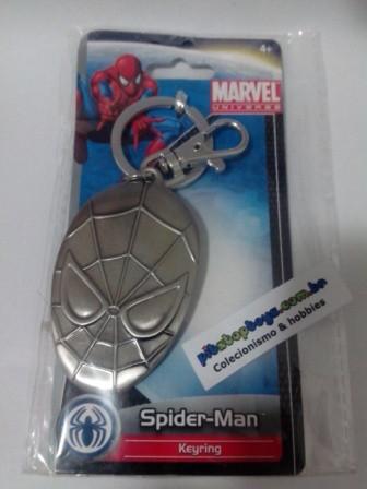 Chaveiro Spider Man - Homem Aranha - Oficial Marvel