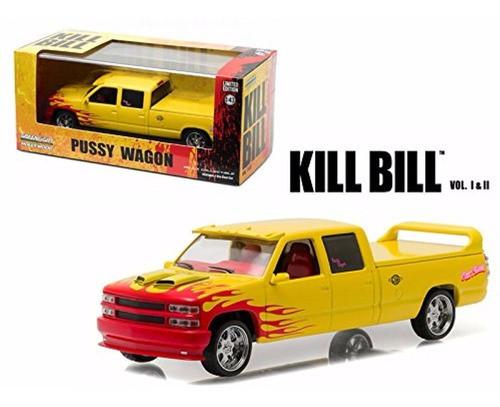Greenlight - Kill Bill - Pussy Wagon - Escala 1:43