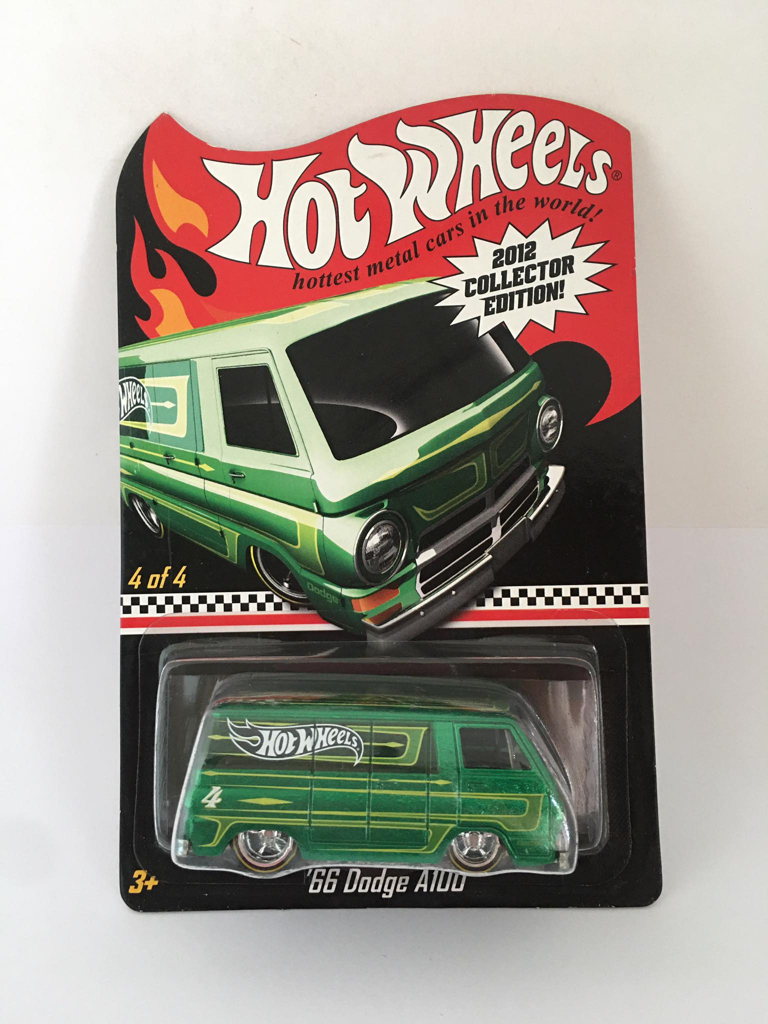 Hot Wheels - 66 Dodge A100 -  2012 Collector Edition Kmart