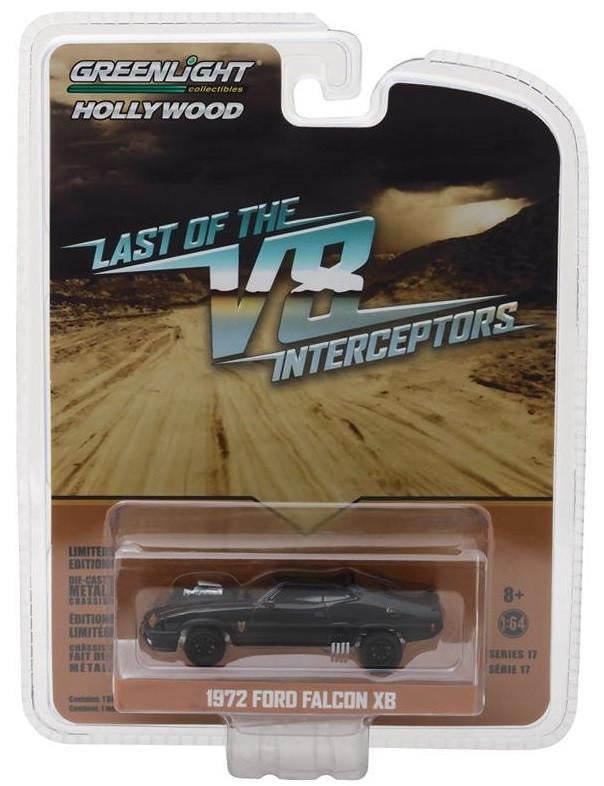 Greenlight - 1972 Ford Falcon XB - Mad Max Last of the V8 Interceptors - Hollywood