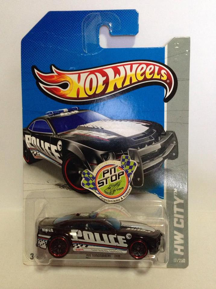 Hot Wheels - 10 Camaro SS Preto - Treasure Hunt 2013