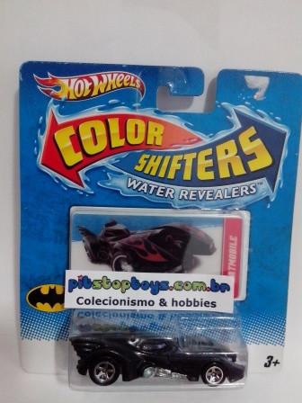 Hot Wheels - Batmobile - Batman - Color Shifter