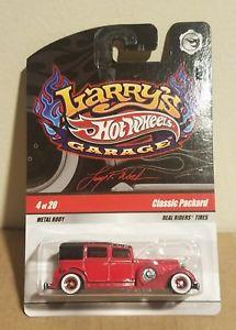 Hot Wheels - Classic Packard Vermelho - Larry's Garage - Chase