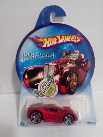 Hot Wheels - Ferrari 360 Modena - Holiday Hotrods