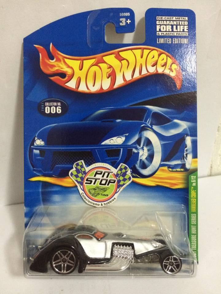 Hot Wheels - Hammered Coupe - Treasure Hunt 2001