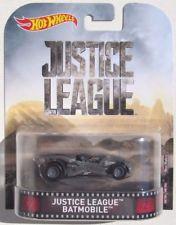 Hot Wheels - Justice League Batmobile - Liga da Justiça - Retro 2017