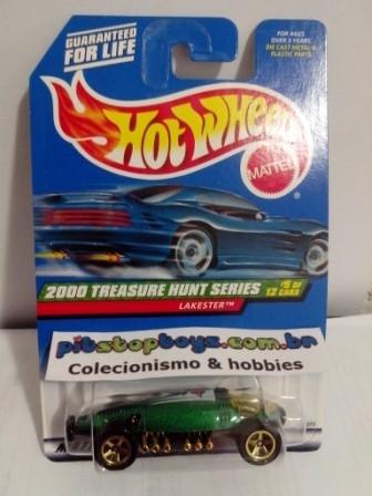 Hot Wheels - Lakester - Treasure Hunt 2000