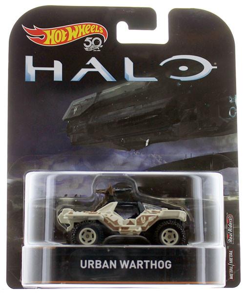 Hot Wheels - Urban Warthog Bege - HALO - Retro 2018
