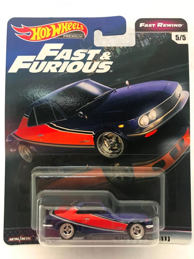 Hot Wheels - Nissan Silvia (CSP311) - Fast e Furious - Fast Rewind
