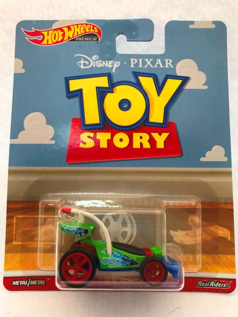 Hot Wheels - RC Car Toy Story - Retro