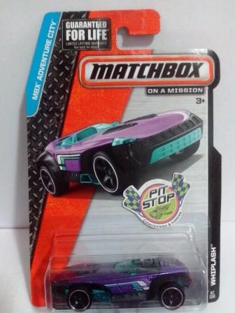 Matchbox - Whiplash Roxo - Básico 2014