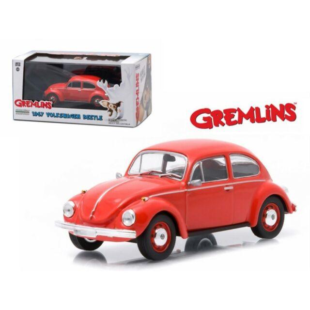 Greenlight - 1967 Volkswagen Beetle - Gremlins - Hollywood - Escala 1:43