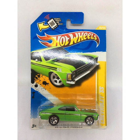 Hot Wheels - Chevrolet SS Verde - Mainline 2012