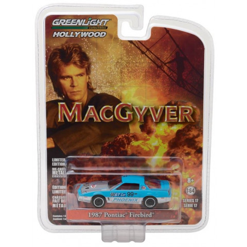 Greenlight - 1987 Pontiac Firebird - MacGyver - Hollywood