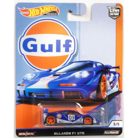 Hot Wheels - McLaren F1 GTR - Gulf