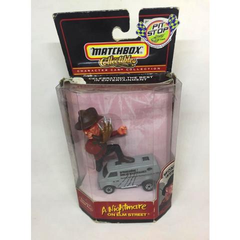 Matchbox - Freddy Krueger - A Nightmare on Elm Street - Collectibles