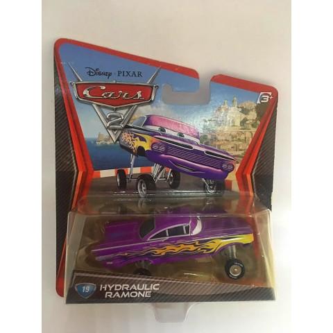 Disney Cars - Hydraulic Ramone Roxo - Cars 2