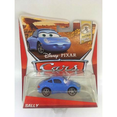 Disney Cars - Sally Azul - Retro Radiator Springs