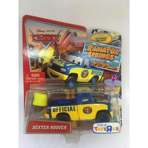 Disney Cars - Dexter Hoover Azul - Radiator Springs Classic