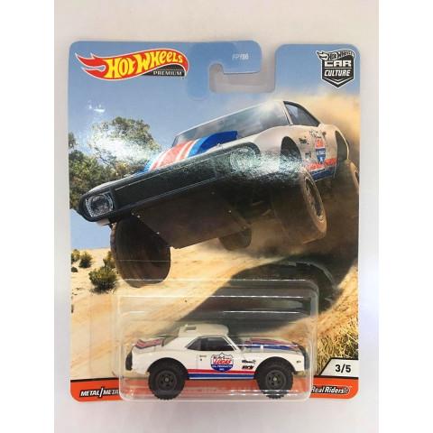 Hot Wheels - 67 Off Road Camaro - Wild Terrain - Car Culture
