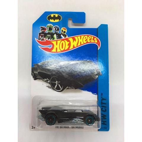 Hot Wheels - The Batman Batmobile - Mainline 2014