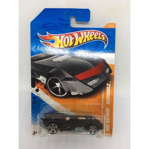 Hot Wheels - The Batman Batmobile - Mainline 2011