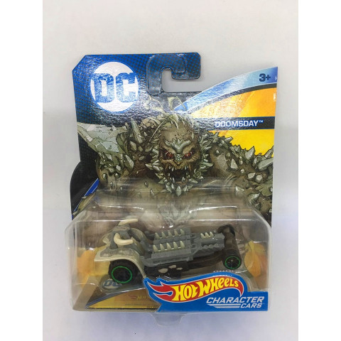 Hot Wheels - Doomsday Verde - DC - Character Cars