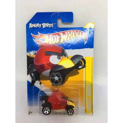 Hot Wheels - Angry Birds Vermelho - Mainline 2012
