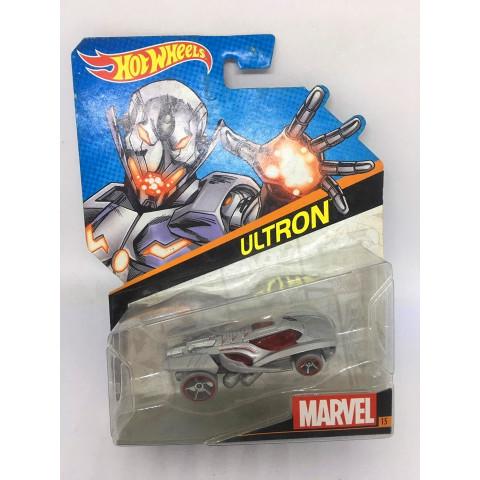Hot Wheels - Ultron Cinza - Marvel