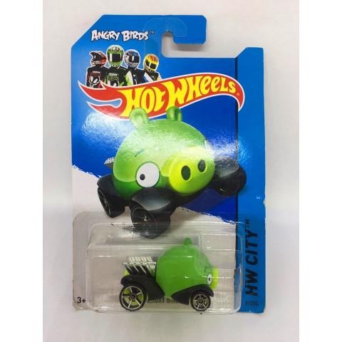 Hot Wheels - Angry Birds Verde - Mainline 2014