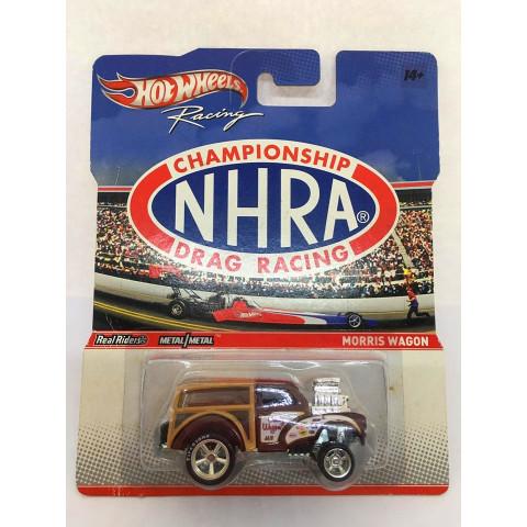 Hot Wheels - Morris Wagon Vinho - Racing - Championship NHRA Drag Racing