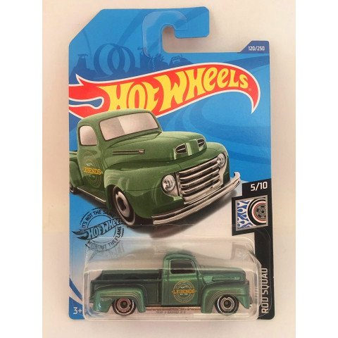 Hot Wheels - 49 Ford F1 Verde - Mainline 2020