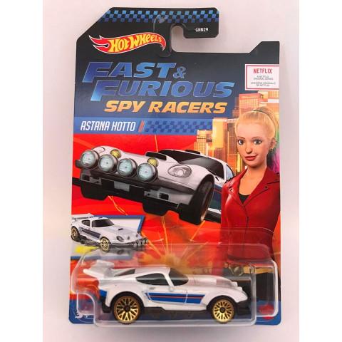 Hot Wheels - Astana Hotto Branco - Fast & Furious Spy Racers