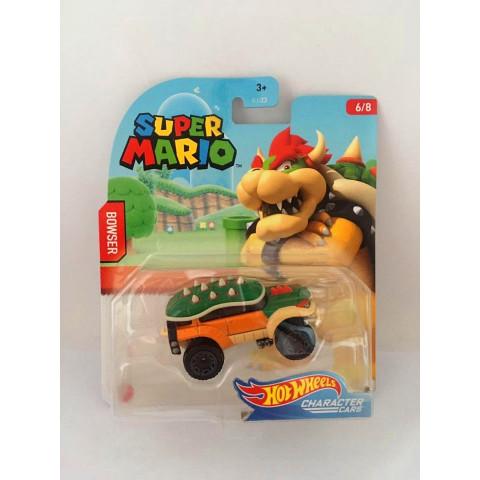 Hot Wheels - Bowser Laranja/Verde - Super Mario 2020