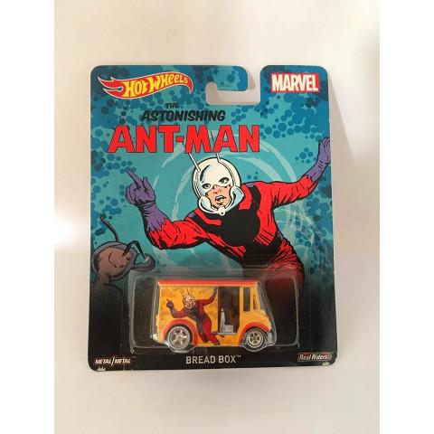 Hot Wheels - Bread Box Amarelo - Marvel - The Astonishing Ant-Man