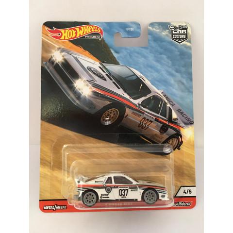 Hot Wheels - Lancia 037 - Thrill Climbers - Car Culture