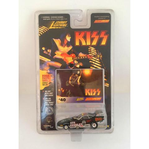 Johnny Lightning - Ace Frehley Preto - Kiss