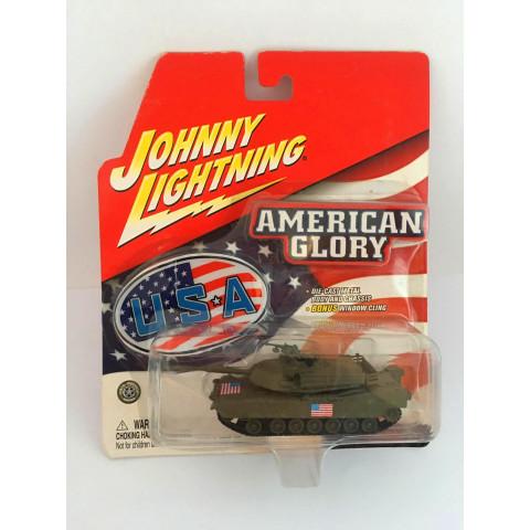Johnny Lightning - M1A1 Tank - USA American Glory