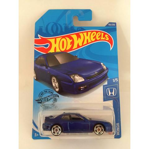 Hot Wheels - 98 Honda Prelude Azul - Mainline 2020