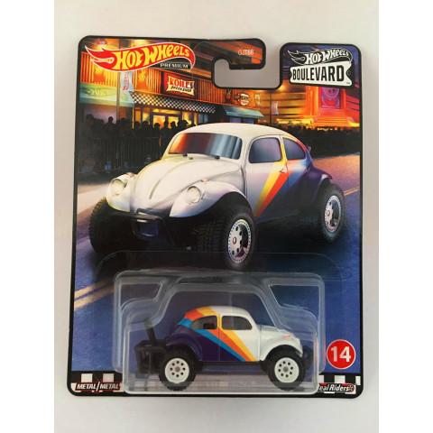 Hot Wheels - Volkswagen Baja Bug - Boulevard