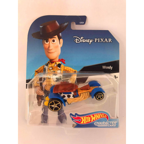 Hot Wheels - Woody - Disney Pixar - Character Cars