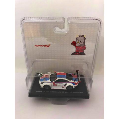 MiniMax - Porsche 911 Rsr No.912 Porsche Gt Team - 24H Dayona 2019 - Sparky