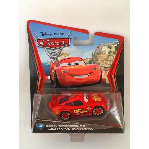 Disney Cars - Lightning McQueen - Hudson Hornet Piston Cup - Cars 2