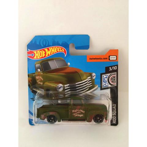 Hot Wheels - 52 Chevy Verde - Mainline 2020