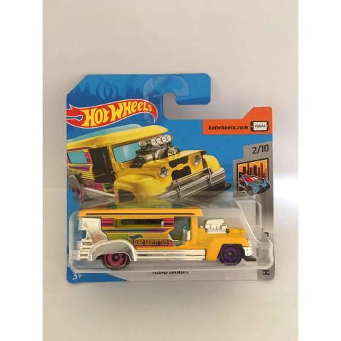 Hot Wheels - Road Bandit Amarelo - Mainline 2020