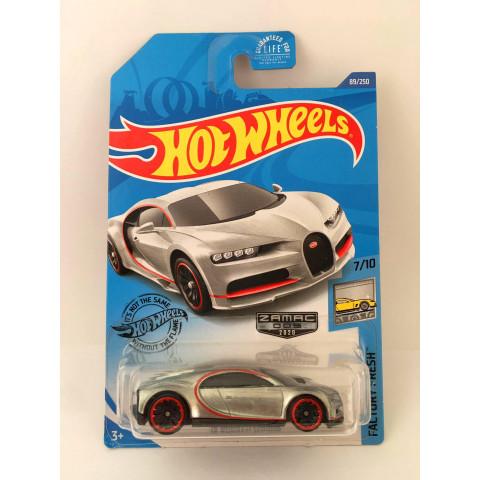 Hot Wheels - 16 Bugatti Chiron Zamac - Kmart 2020