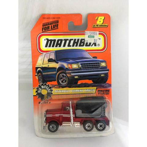 Matchbox - Peterbilt Cement Truck - Básico 1999