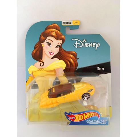 Hot Wheels - Belle - Bela - Disney - Character Cars