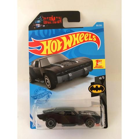Hot Wheels - Batmobile - The Batman First Edition - Mainline 2021