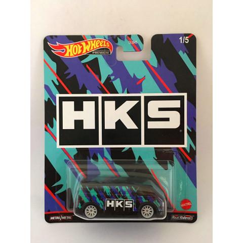 Hot Wheels - MBK Van Preto - Speed Shop Garage - Pop Culture